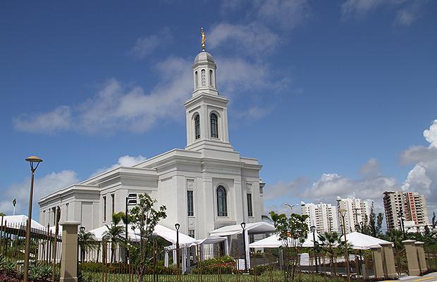Elder Soares Dedicates Fortaleza Brazil Temple - Church News