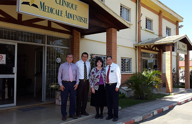 Finding Your Senior Mission: Medical Missionaries Help Young