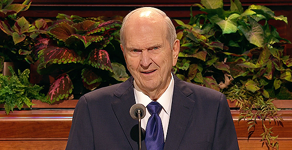 President Nelson Explains Priesthood Power And Covenants At Women S Session Church News And Events