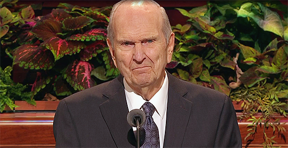 2020 A Bicentennial Year With April Conference Different From Any Previous Conference President Nelson Says Church News And Events