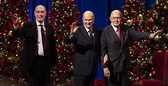 2020 Lds Christmas Devotional Messages and Music Inspire Members Worldwide during 2019 First