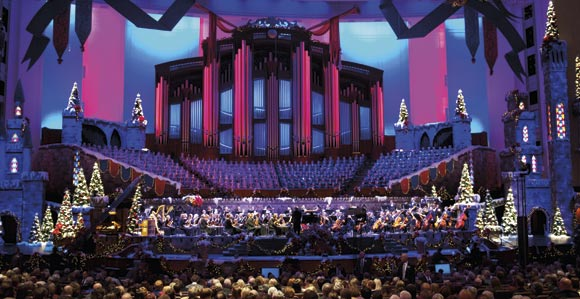 Tabernacle Choir Christmas Concert Dates Guest Artists