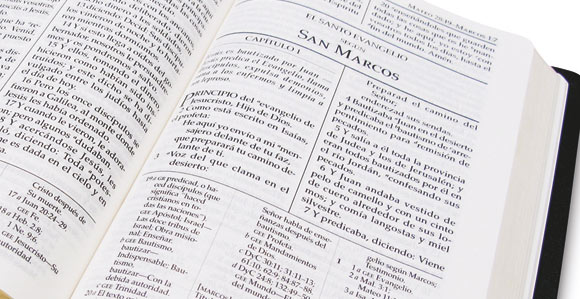 La edición sólo del Nuevo Testamento en español está disponible en ...