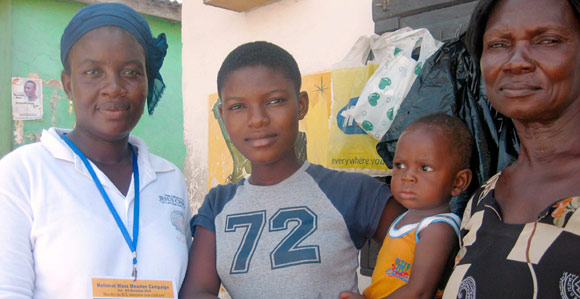 Church Makes Immunizations an Official Initiative, Provides