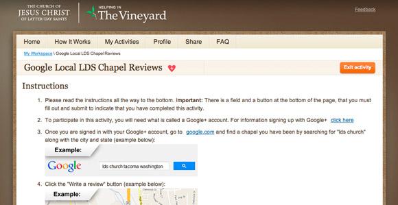 Vineyard Now Offers Volunteers Opportunity to Share Gospel ...