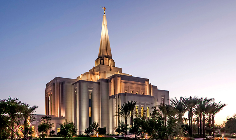 Image result for lds gilbert  temples