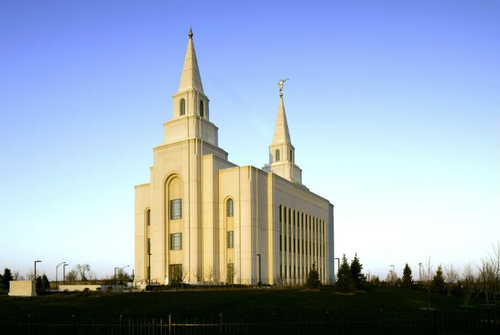 Kansas City Mo Temple