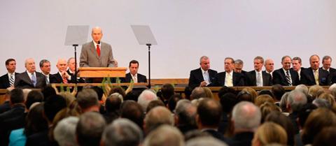 Seminário de presidentes de missão
