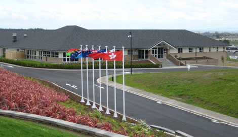 LDS Missionary Training Center New Zealand