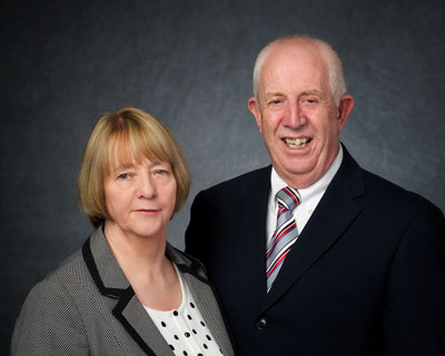 MTC President and his wife