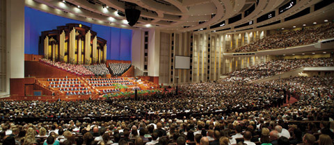 LDS General Conference 2012