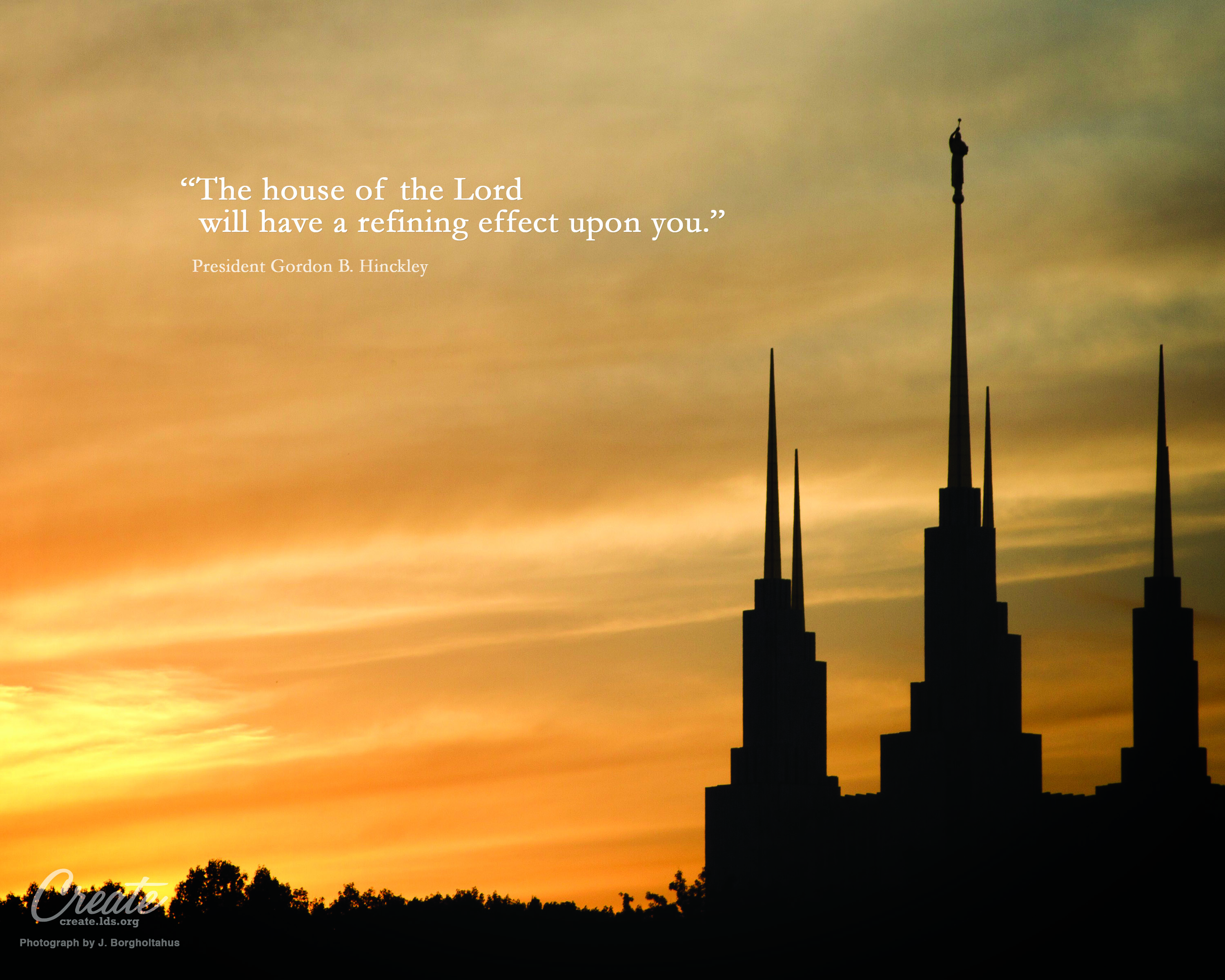 Printable posters - Lds temple wallpaper ...