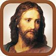 LDS Bible Video Mobile App Icon