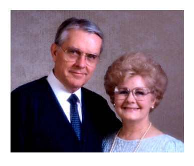 Elder and Sister Ballard portrait