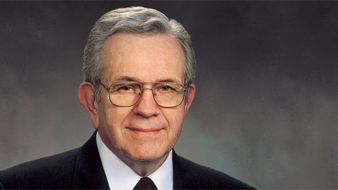 Presidente Boyd K. Packer