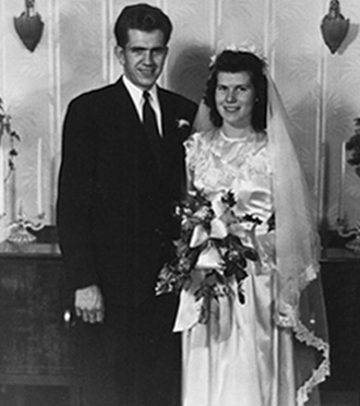 Boyd and Donna Packer married