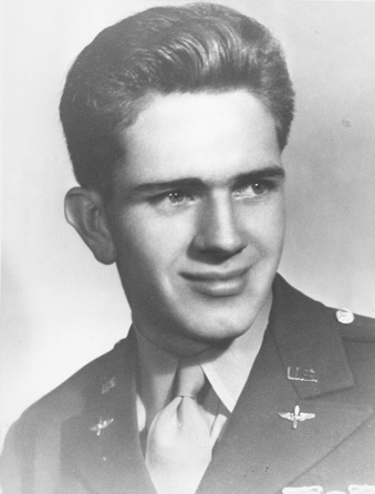 Boyd K. Packer in military
