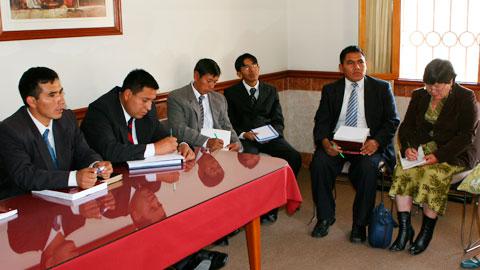Aaronic Priesthood Quorum Presidency Meeting  Mormon Elders Meeting