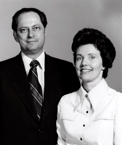 Robert e Mary Hales