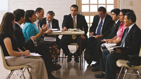 Getting Started  Mormon Elders Meeting