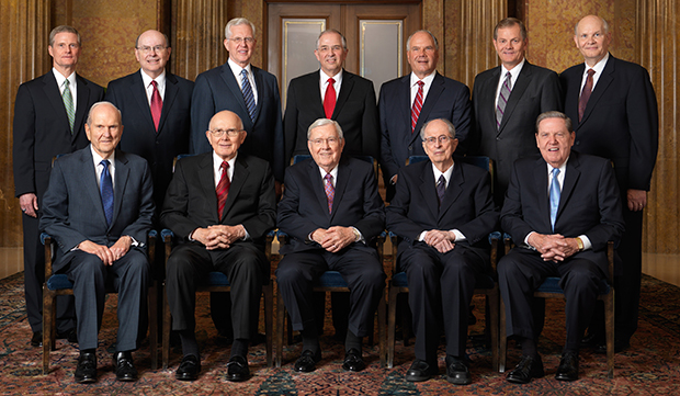 the Quorum of the Twelve Apostles