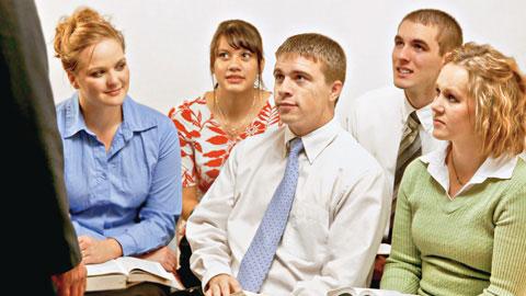 LDS giovani adulti single incontri incontri biglietti da lavoro
