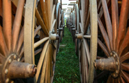 Handcart Wheels