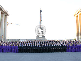 Mormon Tabernacle Choir - European Tour