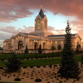 Fort Collins Temple