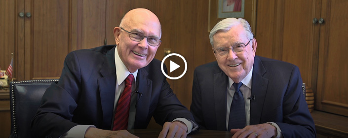 Elder Oaks and Elder Ballard