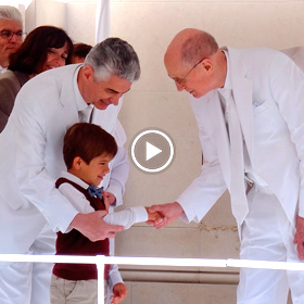 Paris Temple Dedication