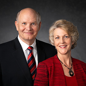 Elder and Sister Renlund