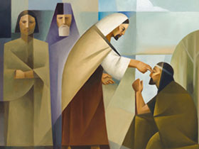 paintings of the Savior