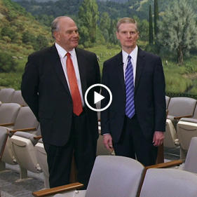 Elders Bednar and Rasband