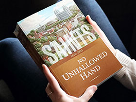 saints book cover