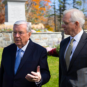Elders Ballard and Christofferson