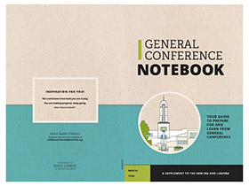 Conference Notebook for Youth