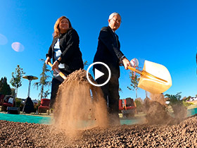 Taylorsville Utah Temple Groundbreaking