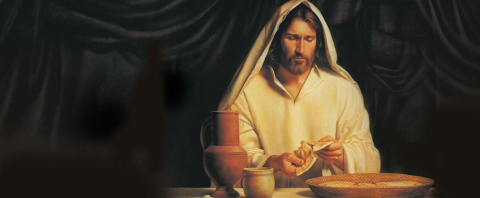 Jesus Christus Ahnenforschung betreiben