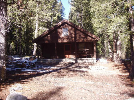 Cabin creek for Cottages at camp creek