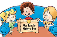 Kids with a Family History box