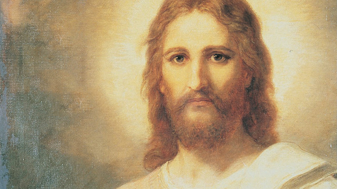 Image result for jesus christ lds