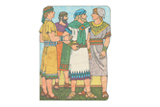 Primary Cutout Illustration Sons of Mosiah