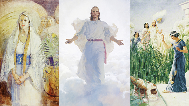 LDS Pictures and Gospel Art Royalty
