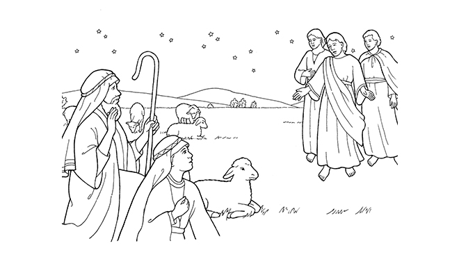 LDS Pictures and Gospel Art - Royalty Free Images