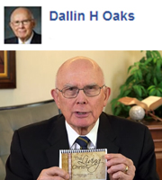 """We challenged all of our family members—old and young—to memorize the entire proclamation ""The Living Christ."" Many did!""—Dallin H. Oaks"