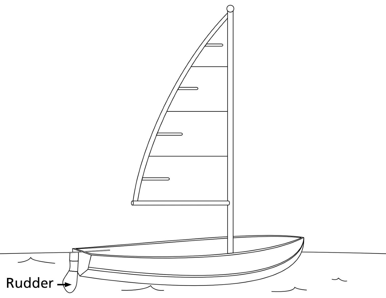 sail boat rudder 1581681 print jpg lang u003deng u0026clang u003dase