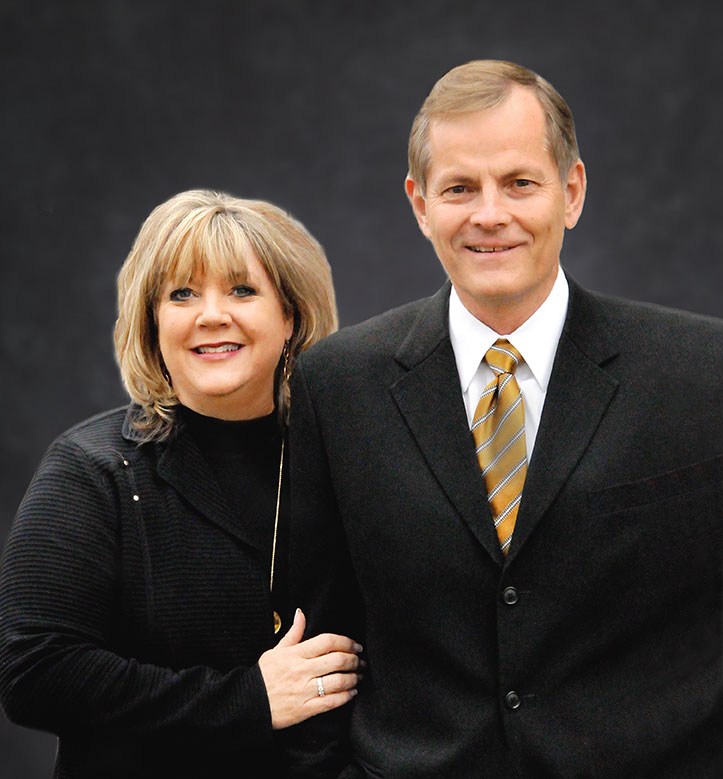 Elder Gary E. Stevenson and his wife, Lesa.