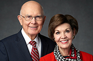 President Oaks of the First Presidency, Dallin H. Oaks, Kristin Oaks