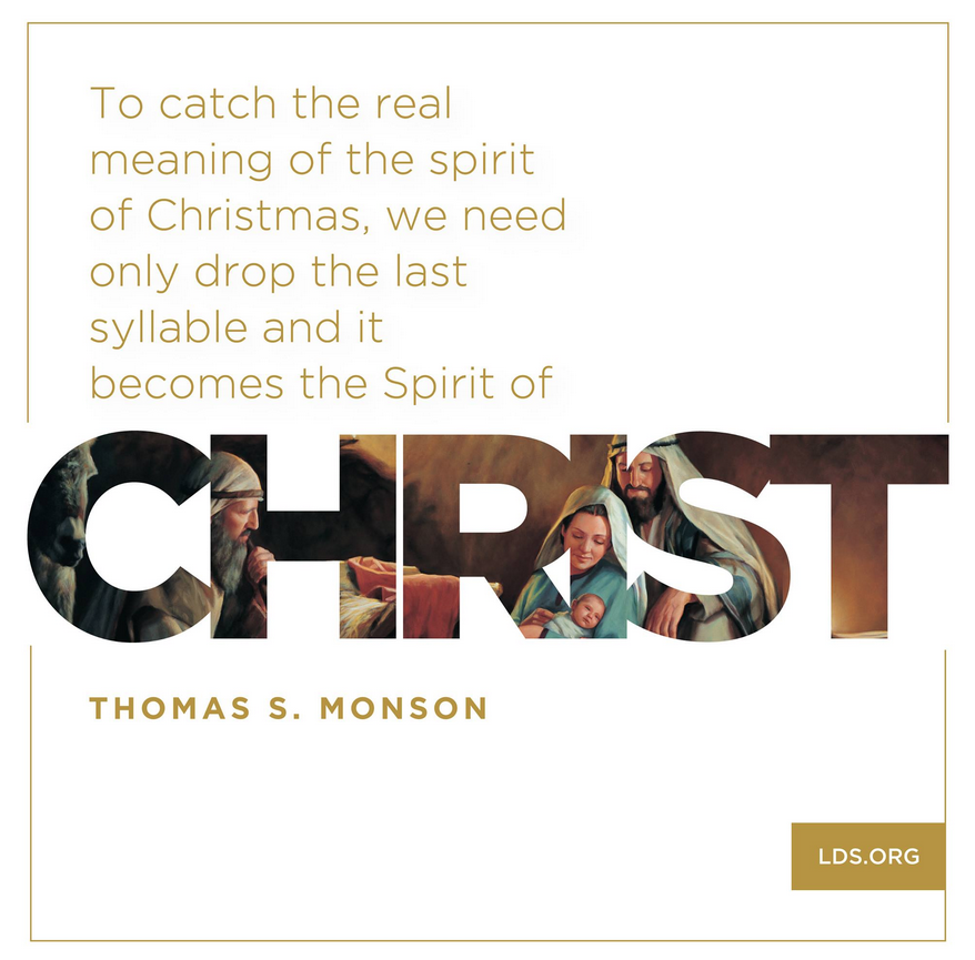 2013 Christmas Message from the First Presidency